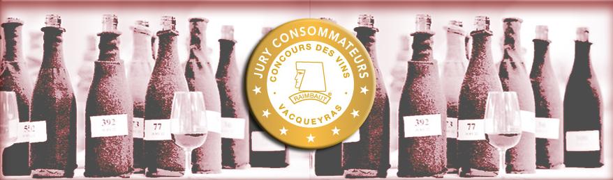 Concours Vins Vacqueyras